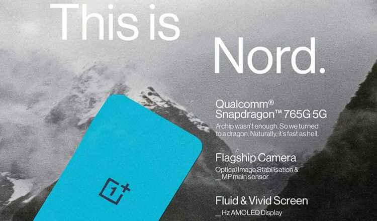 OnePlus Nord Amazon promo