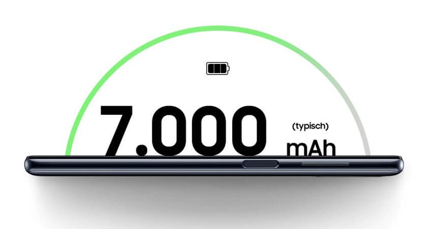 Samsung Galaxy M51 7,000mAh battery