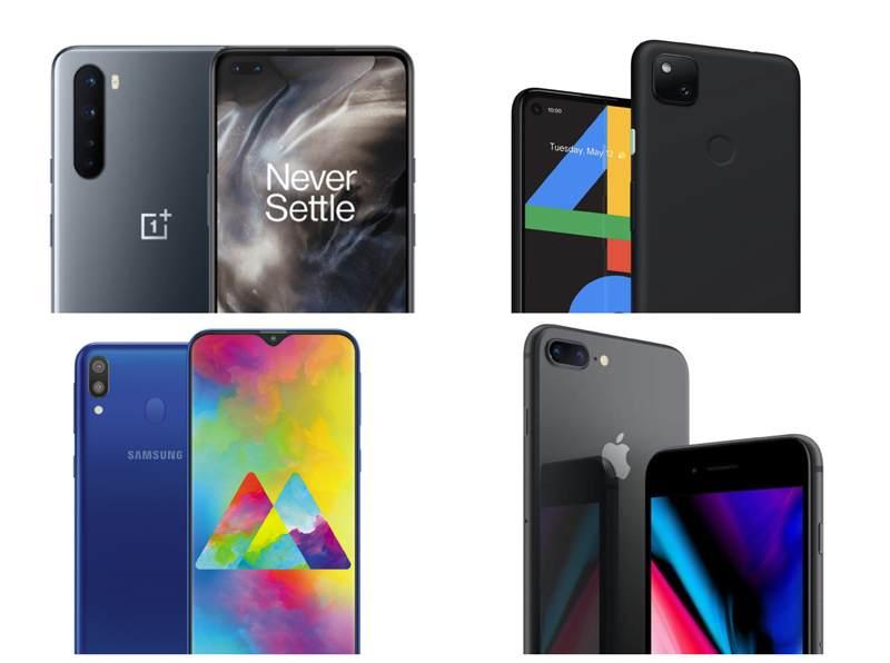 Budget smartphones in 2020
