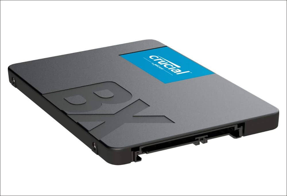 Crucial 3D NAND SATA SSD
