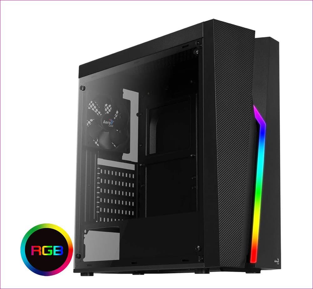 Aerocool Bolt RGB – Black