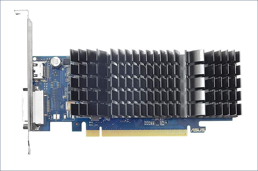 ASUS GeForce Pascal GT 1030 2GB GDDR5 64bit Graphics Card