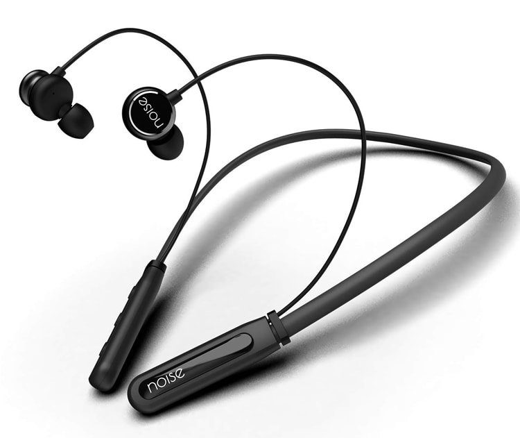Noise Tune Elite Neckband in-Ear Wireless Bluetooth Earphones