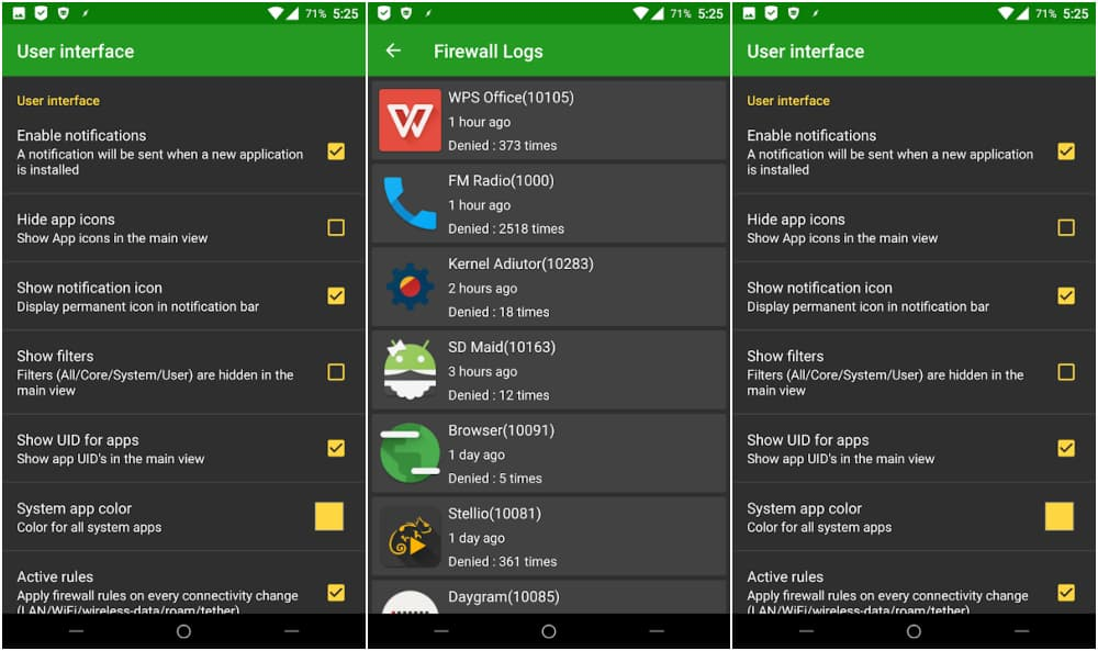 AFWall+ Firewall App