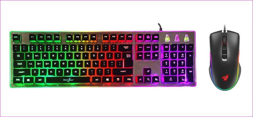 Redgear G-20 Gaming Keyboard