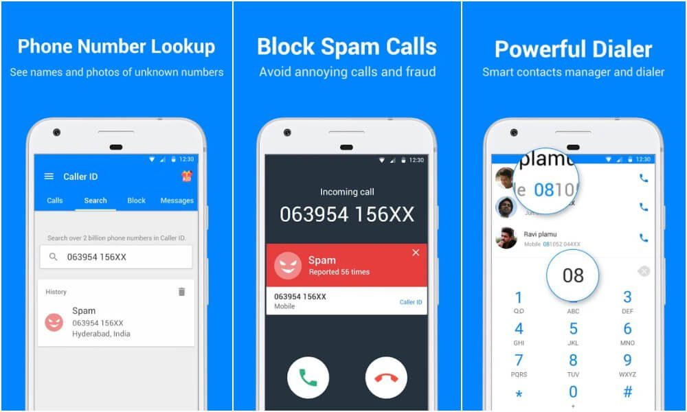 Caller ID - Phone Dialer & Call Blocker